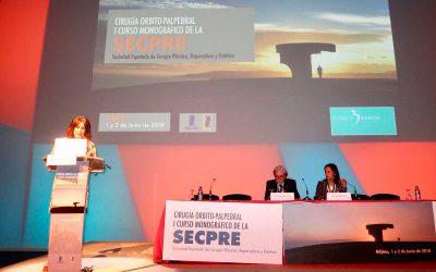 Organizamos el Congreso de Cirugía  Orbito-Palpebral  I Curso Monogáfico de la SECPRE