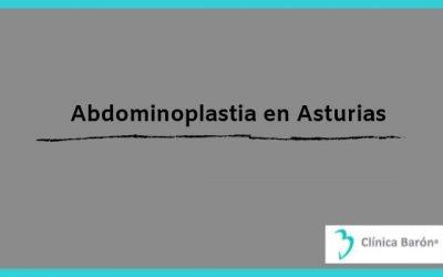 Abdominoplastia en Asturias