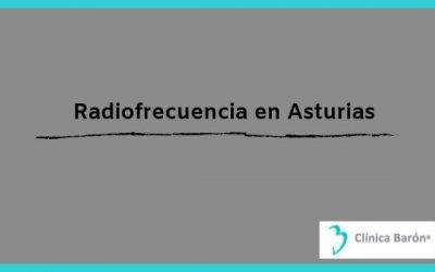 Radiofrecuencia en Asturias