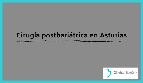 Cirugía postbariátrica en Asturias