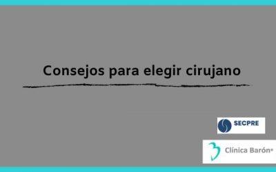 Consejos para elegir cirujano plástico en Asturias