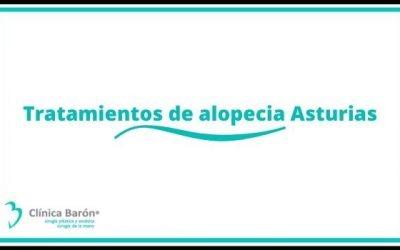 Tratamientos de alopecia Asturias